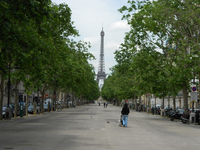 15th Arrondissement Vaugirard apartment rental - Walking around