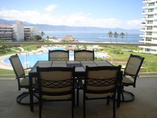 Puerto Vallarta condo photo - Huge Ocean View Terrace