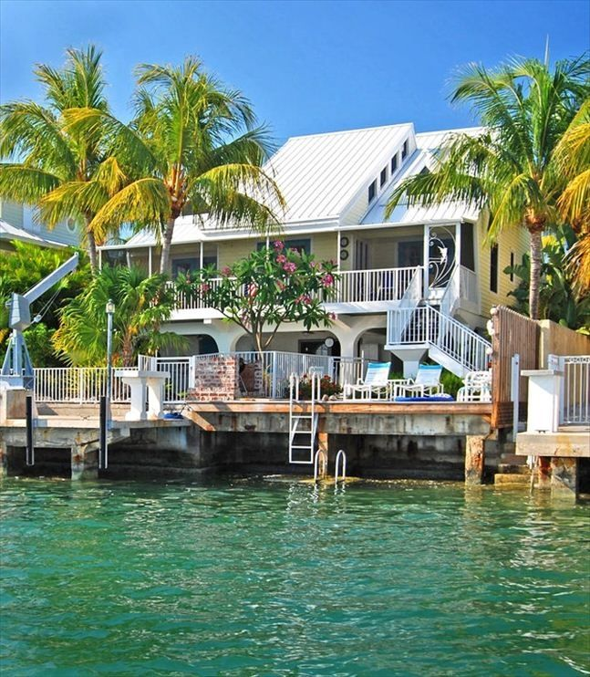 Pictures Of Beach Houses In Florida: Oceanfront Sunsets In The Florida Keys