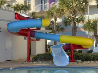Daytona Beach condo photo - Outdoor Pool Water Slide