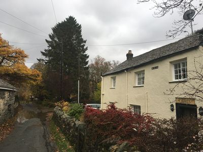 Beautiful authentic Cottage dating from 1647 in the heart of Newlands Valley.