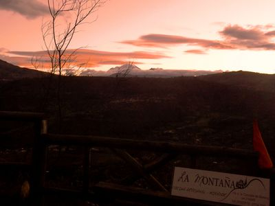 The Mountain Restaurant Mirador Rooms a magical place of nature
