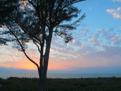 HIghlight your every day watching the sun set over Captiva Island.