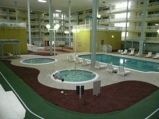 Folly Field condo photo - Indoor pool area