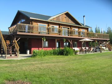 Houston lodge rental - Decks and patios
