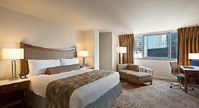 1 King Deluxe City View Room - By Millenium Park, The Loop And Magnificent Mile