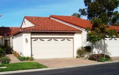 Rancho Bernardo townhome rental - Quiet street above Bernardo Heights Cntry Club, 2-car garage, one-level living
