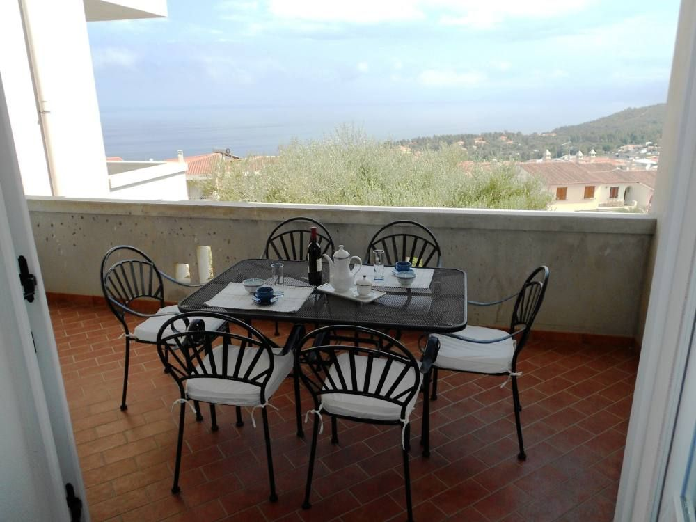 Holiday apartment, 100 square meters , Cala Gonone, Italy