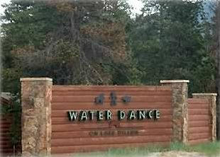Waterdance is a great family neighborhood!  Look for this sign on arriving.