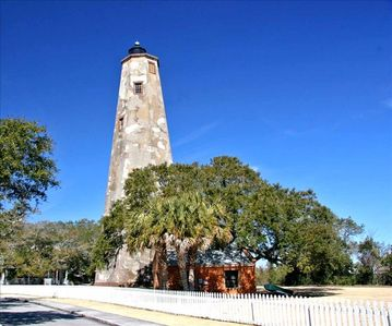 "Old Baldy Lighthouse ""1817"" and it's museum offer breathtaking views"