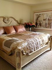 Top of the line mattress, king size bedroom with walk in closets - Scottsdale house vacation rental photo