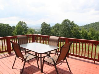 Luray cabin photo - Another deck