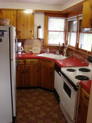 Canandaigua cottage photo - Kitchen