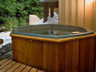 Whistler townhome photo - Soak your tired muscles after an epic day on the slopes!
