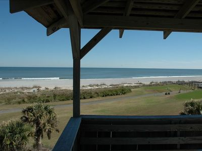 Beach View from Gazebo