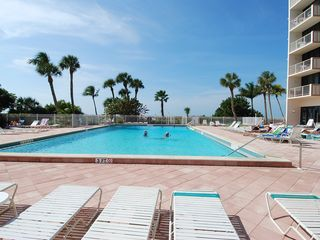 Gulfview Club condo photo - Beachfront Pool
