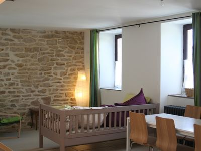 Penty renovated near the beaches of the Bay of Audierne
