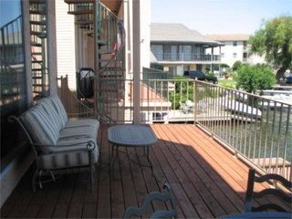 Horseshoe Bay townhome photo - balcony