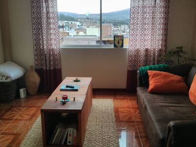 Spacious and Bright Apartment in Town Center