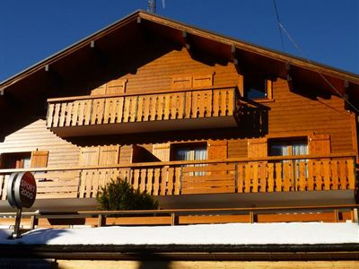 APARTMENT 6 BEDS - VILLAGE CENTRE - NEAR SHOPS, SKIING