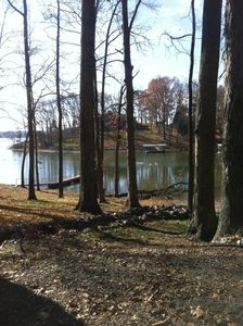 Free Boat Dock Access- walking distance of rental property.