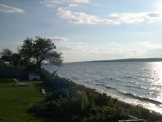 Portsmouth cottage photo - Beach,looking S to Prudence Isl. & Newport