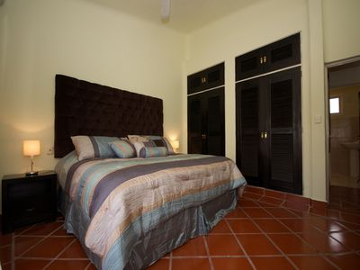 Playa del Carmen condo rental - 1 bedroom with ample closet space