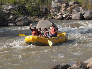 Durango house photo - Rafting on Animas River