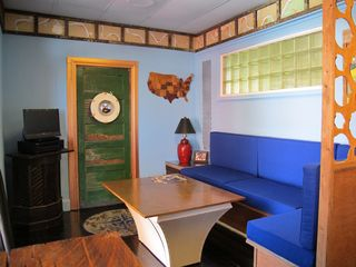 Entertainment Area - Clarksdale apartment vacation rental photo
