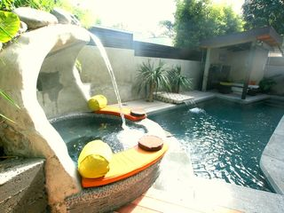 West Hollywood house photo - Private Jacuzzi