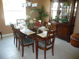 Kissimmee house photo - Dining Room