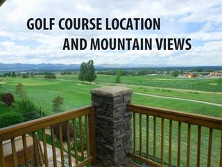 Centennial house photo - View from upper deck of golf course fairway