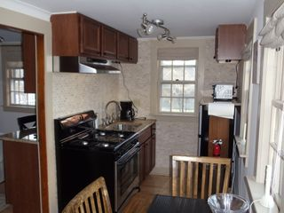 Provincetown cottage photo - Full Kitchen