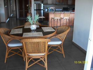 Sosua villa photo - Dining Area (in addition to Kitchen bar seating)