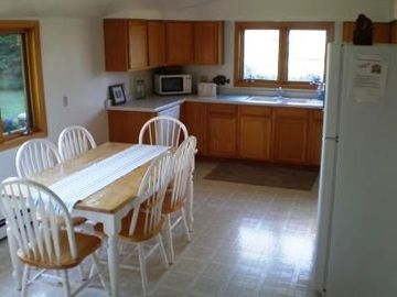Kitchen with Dining Table