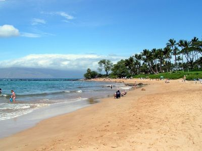 Ulua Beach is Another Close and Beautiful Beach of Wailea