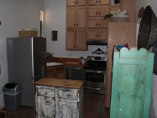 Las Cruces bungalow photo - Great kitchen with all new and modern appliances.