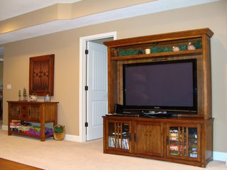 Branson house photo - Entertainment Center with Wii, Videos and Games