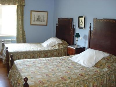 Comporta villa rental - Blue room