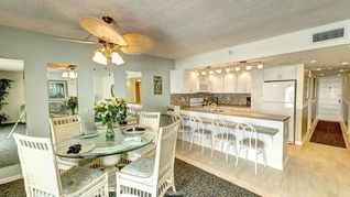 Indian Rocks Beach condo photo - Perfect for elegant, candlelit dinner; or a casual bite at the breakfast bar!