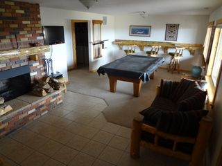 Florissant cabin photo - Awesome family game room!