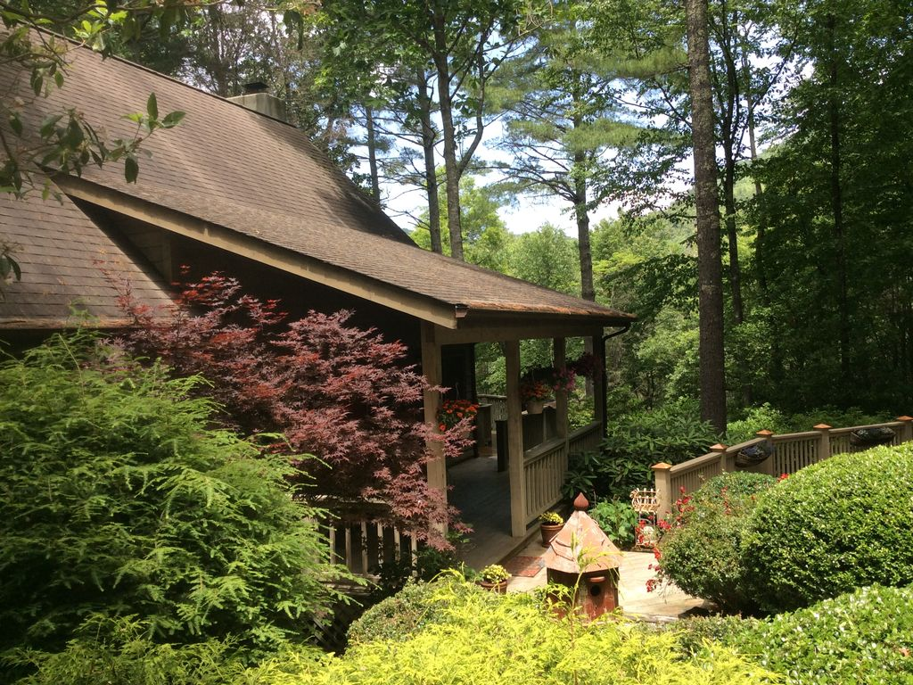 cashiers sapphire valley nc vacation rentals