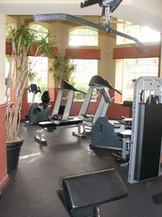 Scottsdale North condo photo - State of the art fitness facility with flat screen TV.