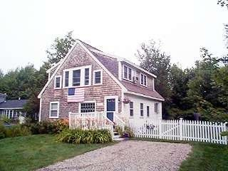 Kennebunk Beach cottage photo