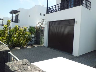 Villa in residential area Costa Teguise
