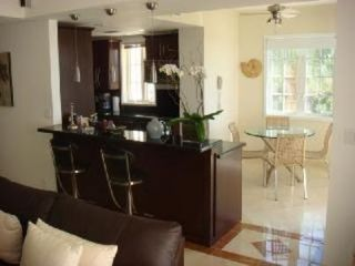 Fisher Island condo photo - BREAKFAST BAR !