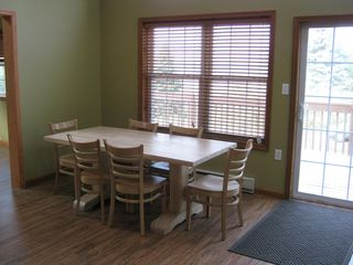 Lake Harmony Area house photo - 2nd Floor Dining Room with Seating for 6