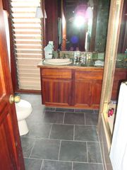 Napili estate photo - Hall bath with shower and tub