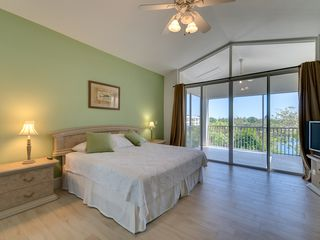 Key Largo townhome photo - Master suite