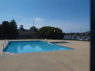 Manistee house photo - Community Pool